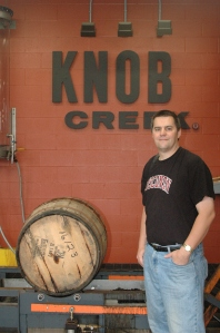 single barrel Knob Creek