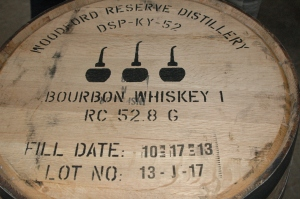 in 6-8 years, todays barrels will be ready to drink!