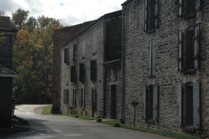 limestone barrel warehouse