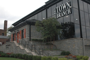 Town Branch Distillery in Lexington