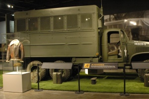 Patton's 'RV'