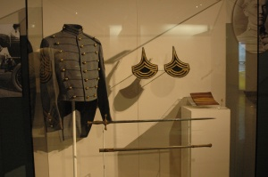 Patton's West Point uniform