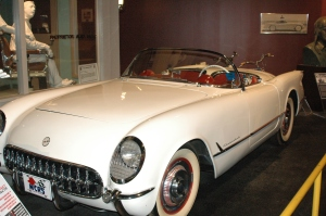 1953 Corvette - 1st year