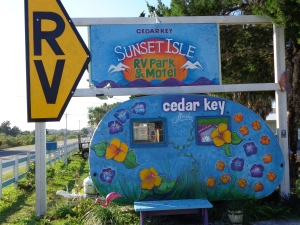 Sunset Isle at Cedar Key