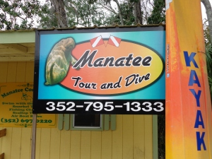 Manatee Tour and Dive, Crystal Springs