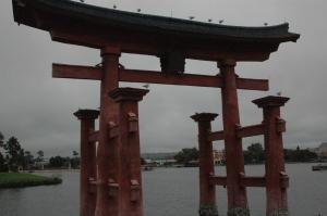 The Torii - Japan