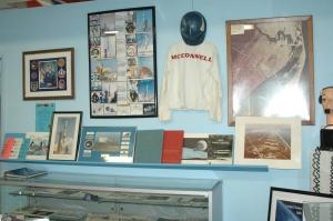 various memorabilia