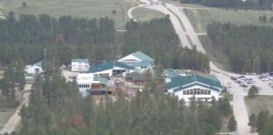 Visitors Complex