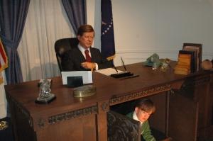 Kennedy & John Jr