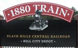 1880 Train Hill City, SD