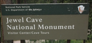 Jewel Cave, Custer, SD