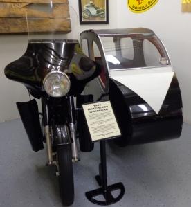 1966 Matchless w/sidecar