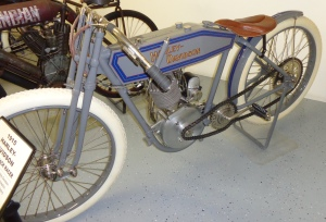 1915 HD Board Track Racer
