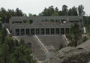 Grand View terrace & ampitheater