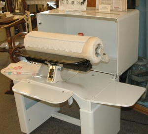 ironing machine
