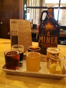 Miner's sampler