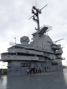 Bridge of carrier