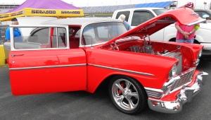 1956 Chevy Del Ray