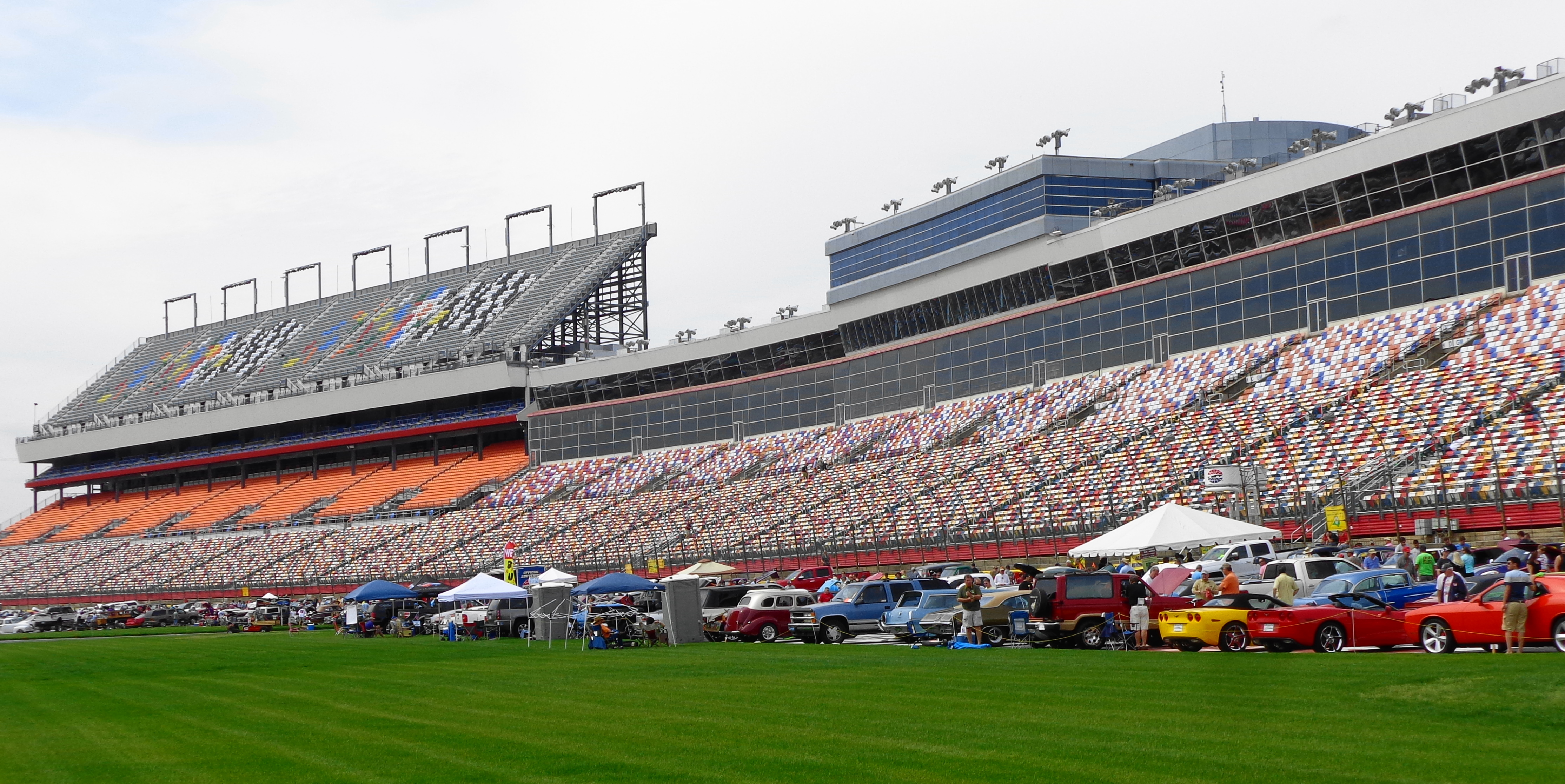 Oldies but goodies liv2rv for Charlotte motor speedway pictures