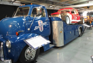 1948 GM Cabover Racecare Hauler