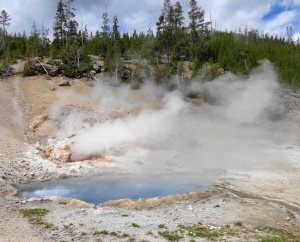 unknown geyser
