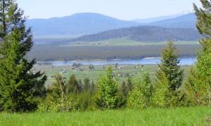 Hegben Lake
