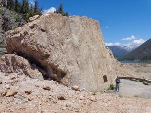 Memorial Boulder